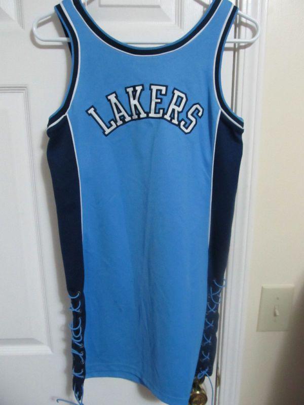 Los Angeles Lakers jersey / Dress , Women's medium   Jersey dress ...