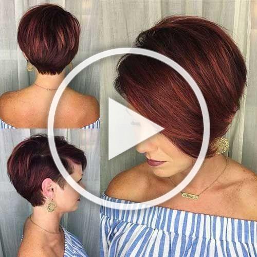 Photo of Hier sind 15 erstaunliche Kurzhaarschnitte für hübsche Frauen von Short-Haircut …