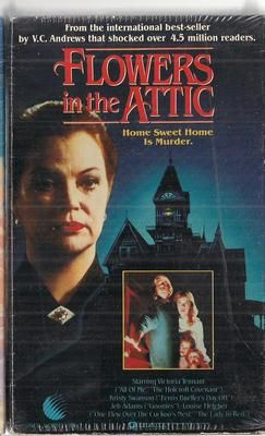 Flowers In The Attic Beta Victoria Tennant Kristy Swanson Jeb Adams Horror Flowers In The Attic Good Movies Great Movies