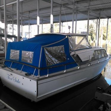 NEW BOAT COVER CHRIS CRAFT 17 CAVALIER I//O ALL YEARS