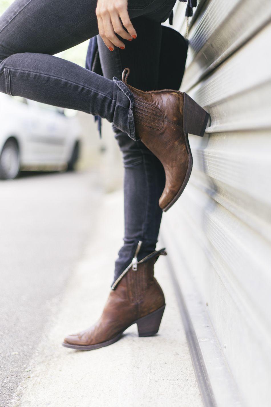 Shoe Peu PloucShoesShoes Bofun Boots Fashion 5AR34Lj