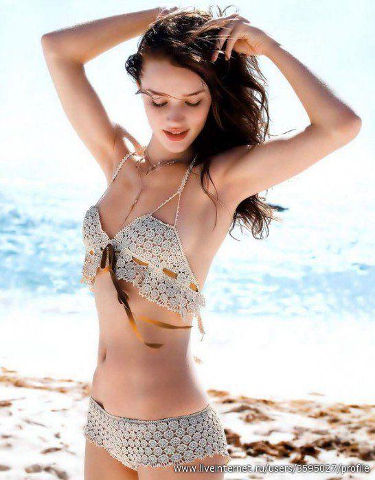 20 Free Crochet Bikini Patterns Dms Pinterest Crochet Bikini