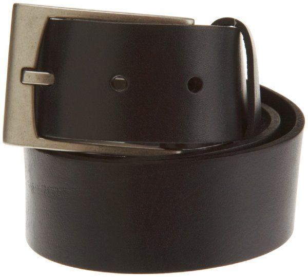 Levi s Men s Belt With Antique Nickel Buckle Amazon Clothing  49ae4763390