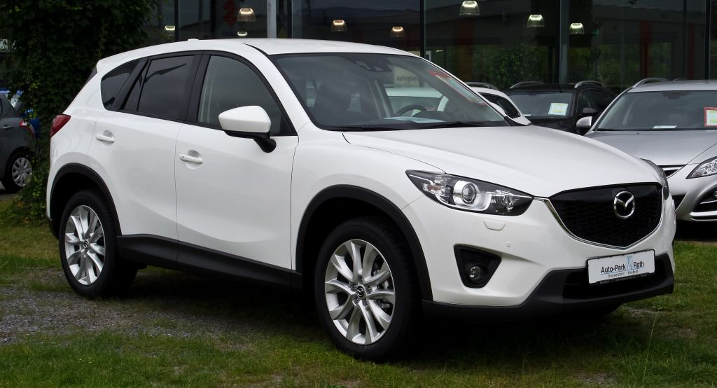 Mazda CX5 SUV White (With images) Mazda cx5, Mazda