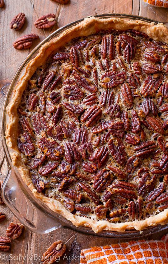 Better Homes And Gardens Southern Pecan Pie Recipe