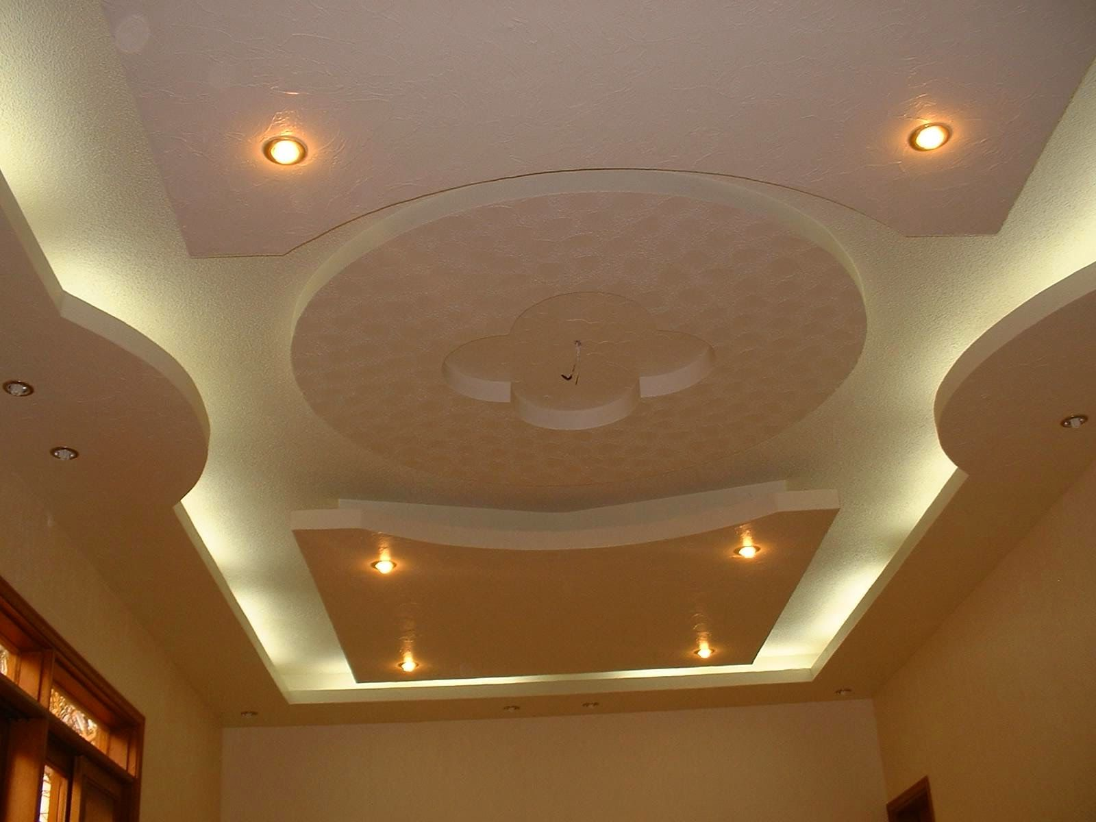 Pop Ceiling Design For Hall With 2 Fans Wallpaperall Ceiling
