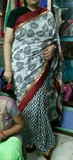 Saree designed by Debashree kar.for purchase pls whatsapp on09692983379.we deal with sarees and designer blousea.