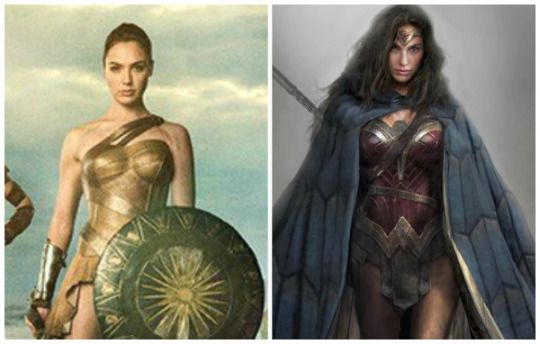 Gal Gadot On The Difference Between Zack Snyder S Wonder Woman And Patty Jenkins Version Wonder Woman Cosplay Wonder Woman Wonder Woman Outfit