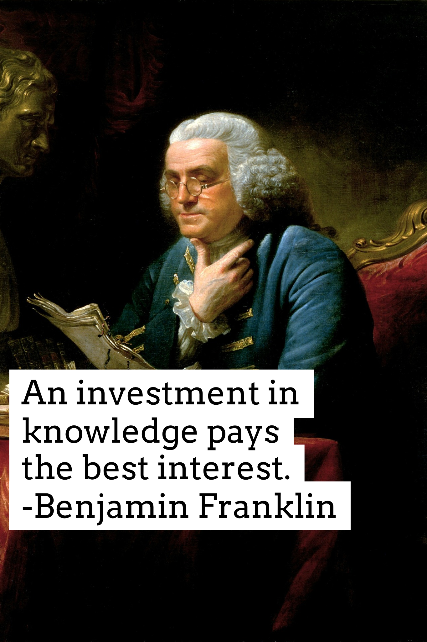 Check Out Franklin S Book Of Virtues For More Wisdom