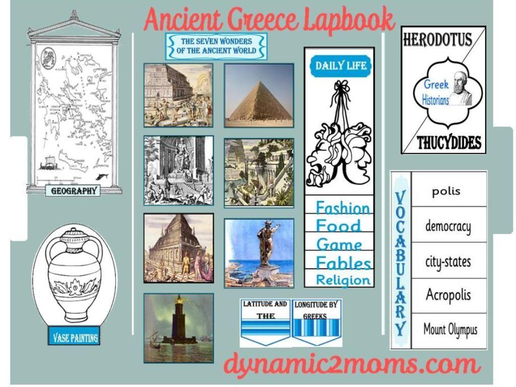 Ancient Civilization Unit Ancient Greece Ancient Rome