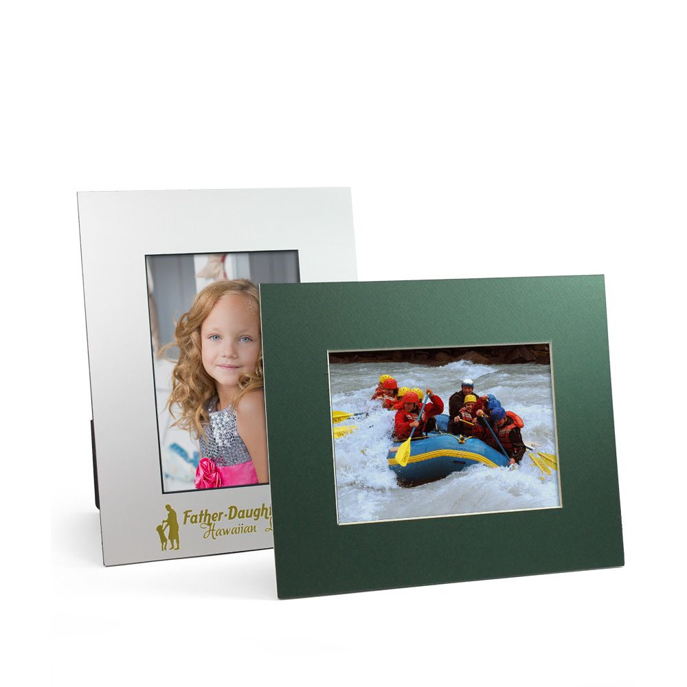 Cardboard Promotional Picture Frame 5x7 On The Ball Promotions