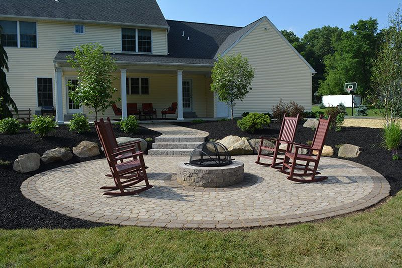 Enjoy an evening with friends around a cozy fire pit. We ...