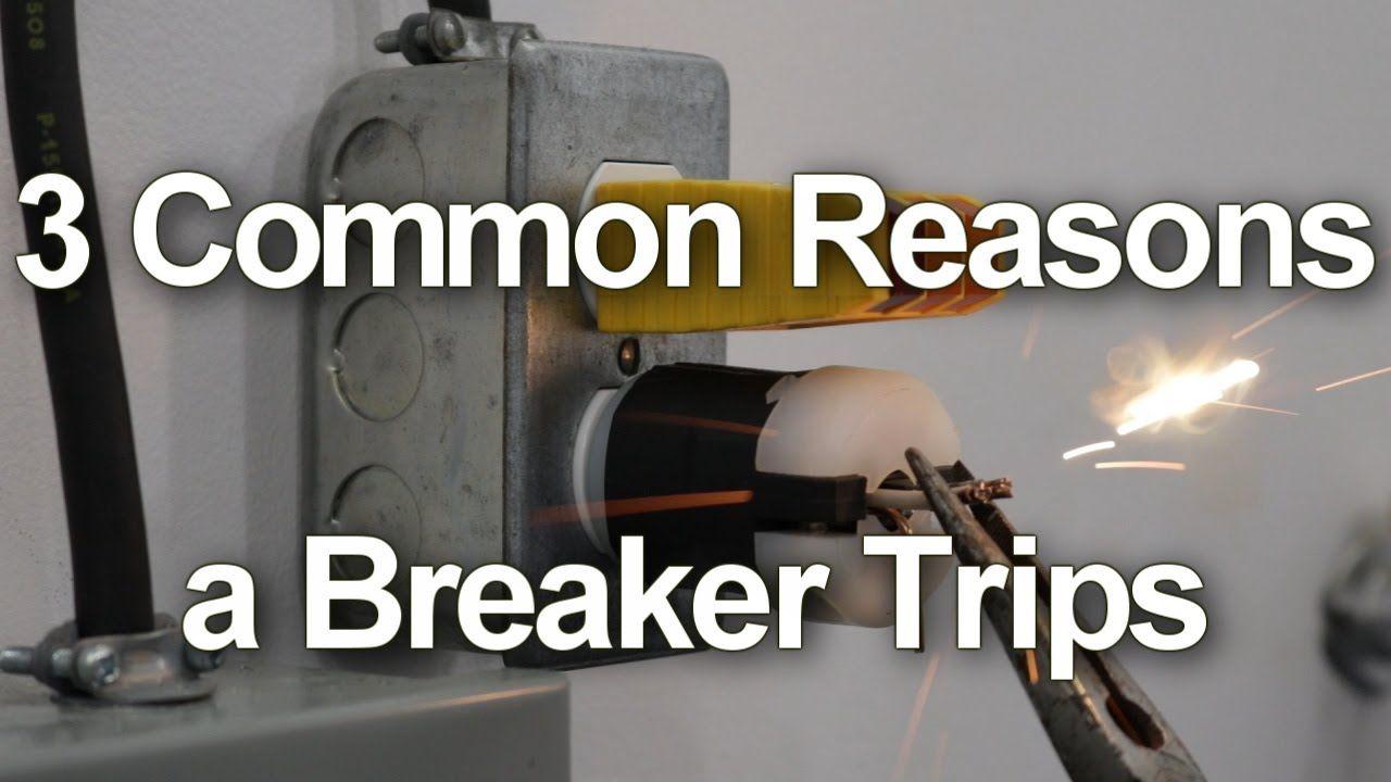 Bathroom Breaker Keeps Tripping - HOME DECOR