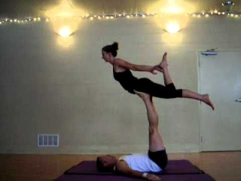 Midtown Yoga Acro Play - I want to do this!!! | Yoga ...