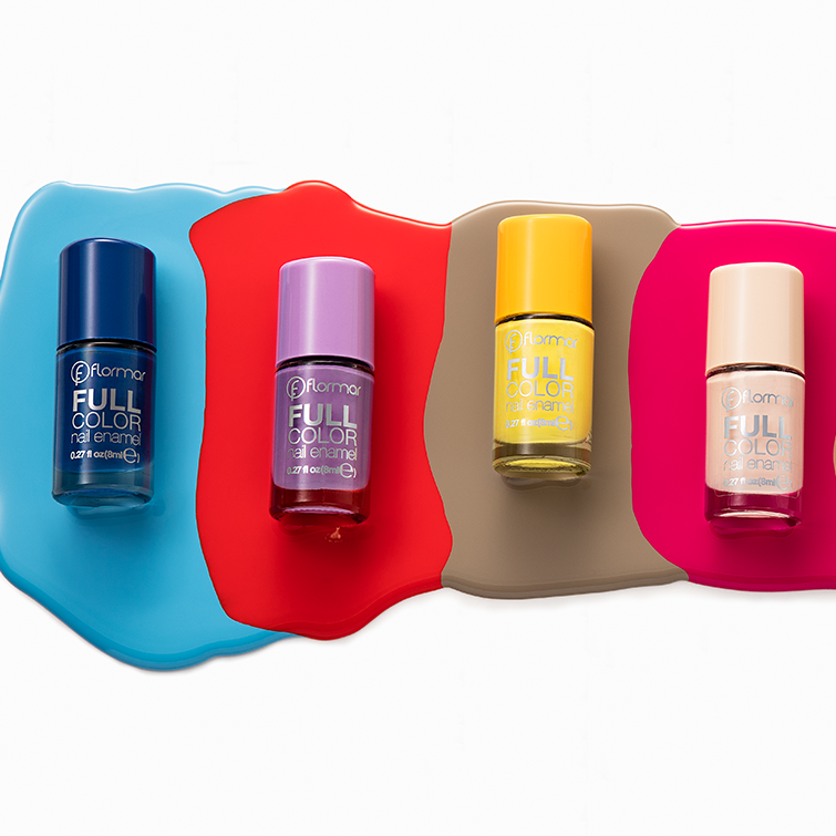 Choose your new favorite Full Color Nail Enamel for the spring ...