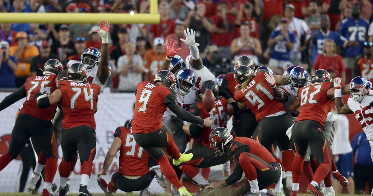 Bucs Rookie Misses Short Fg 2 Extra Points In Narrow Loss