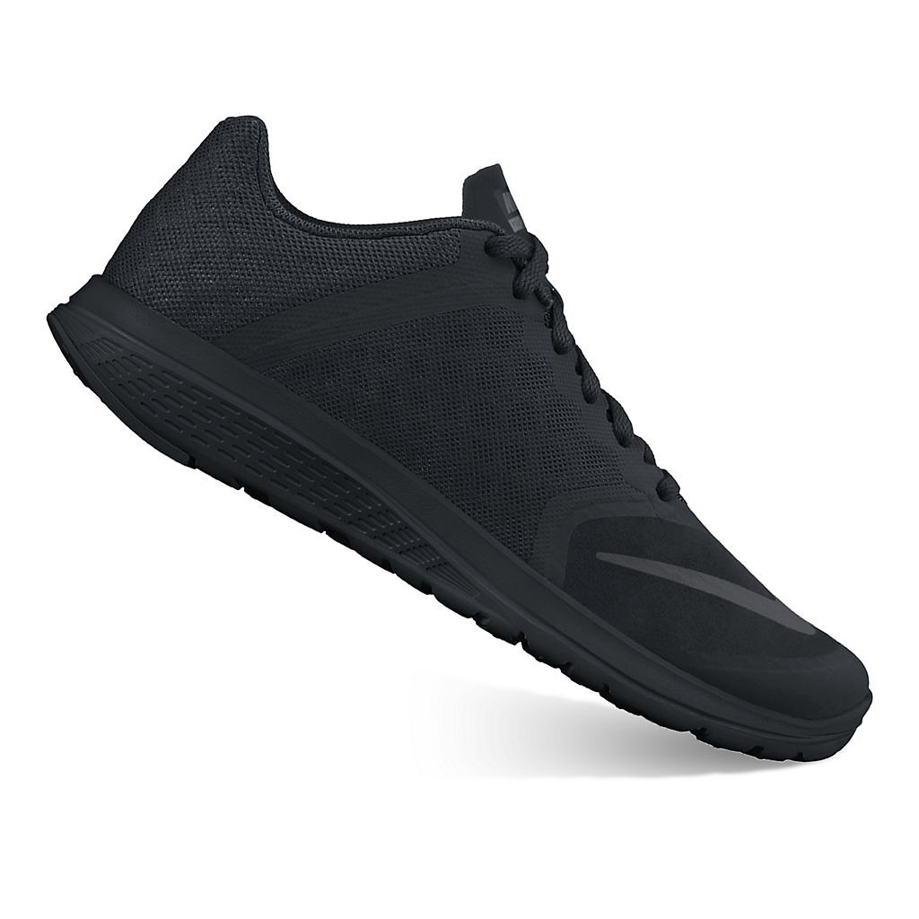 818b2d93913 Nike FS Lite Run 3 All Black