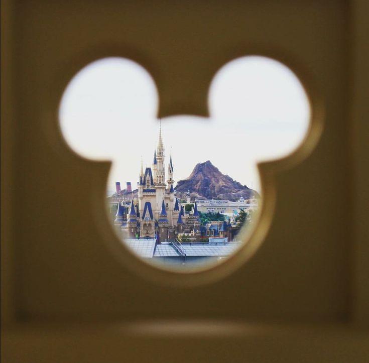 Photo of Cinderella Castle #disneyparks #disneyworld #disneyland #disneyvacation #disneyp