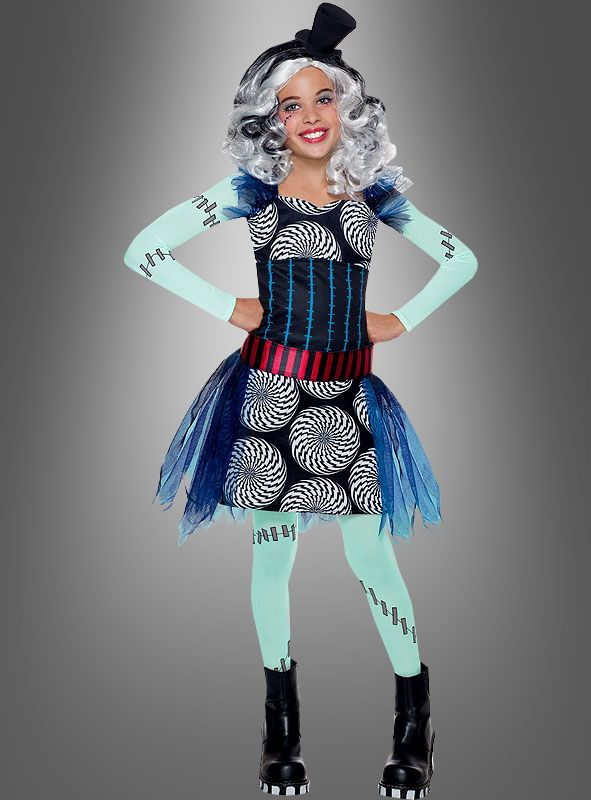 Monster High Kostueme Naehen.Die 18 Besten Ideen Zu Monster High Kostume Monster High Kostume Monster High Kostum