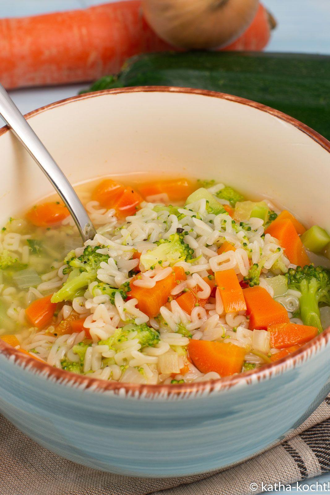 how to make veg noodle soup