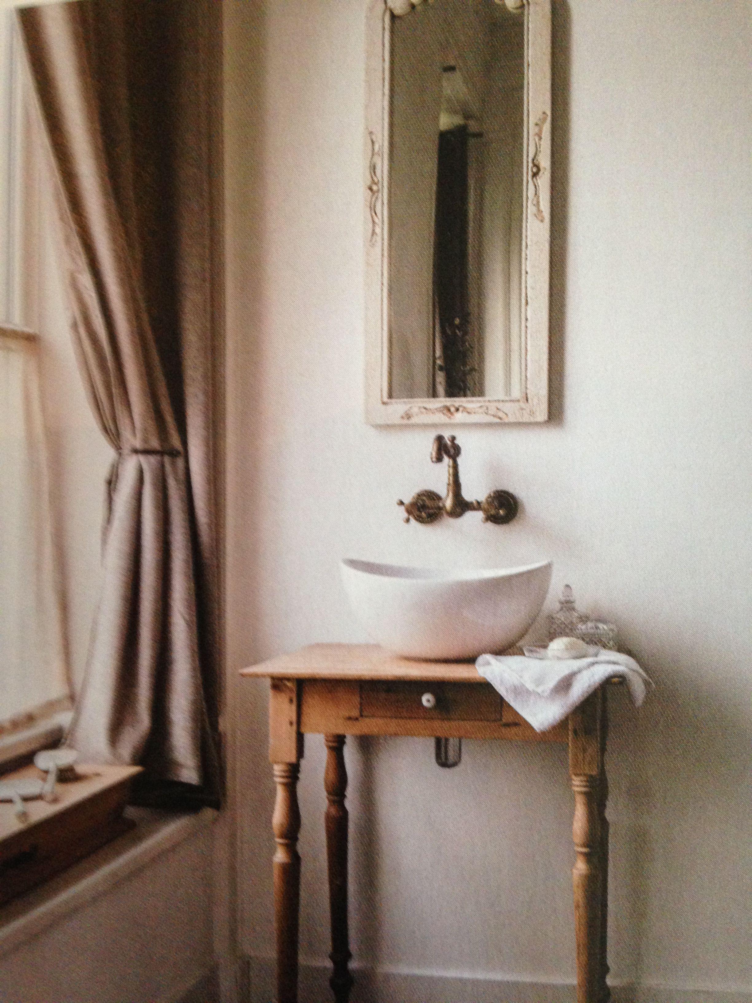 Favoriete Wasbak op slaapkamer | Slaapkamer - Bathroom, Bedroom inspo en US21