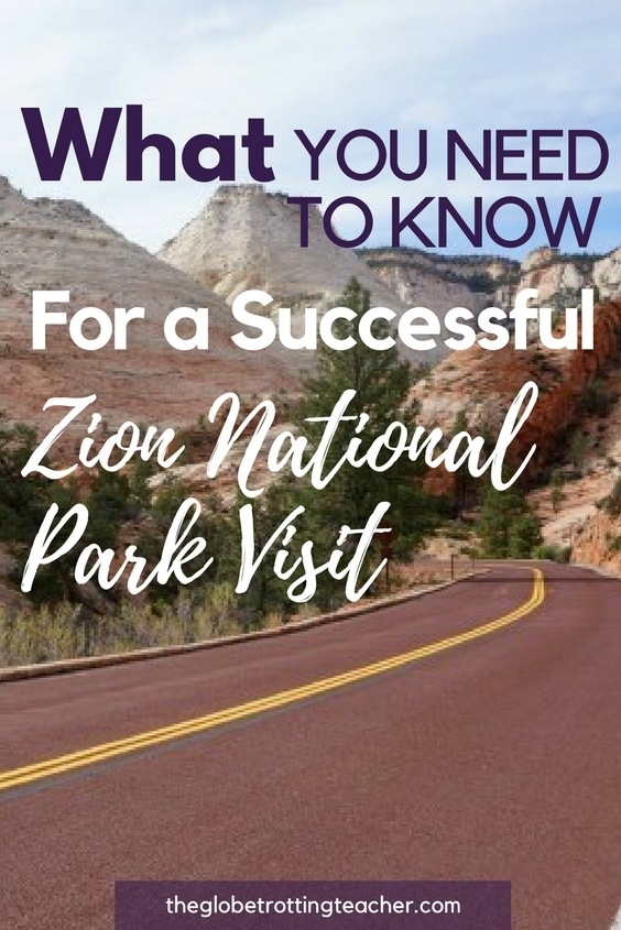 What You Need to Know for a Successful Zion National Park