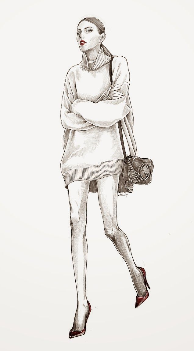 Kai Fine Art Is An Art Website Shows Painting And Illustration Illustration Fashion Design Fashion Illustration Sketches Dresses Fashion Illustration Sketches