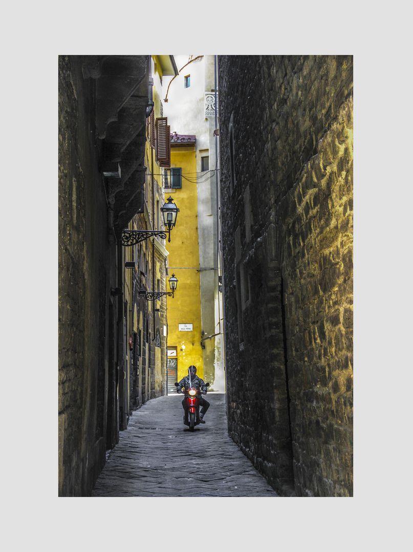 I vicoli di Firenze