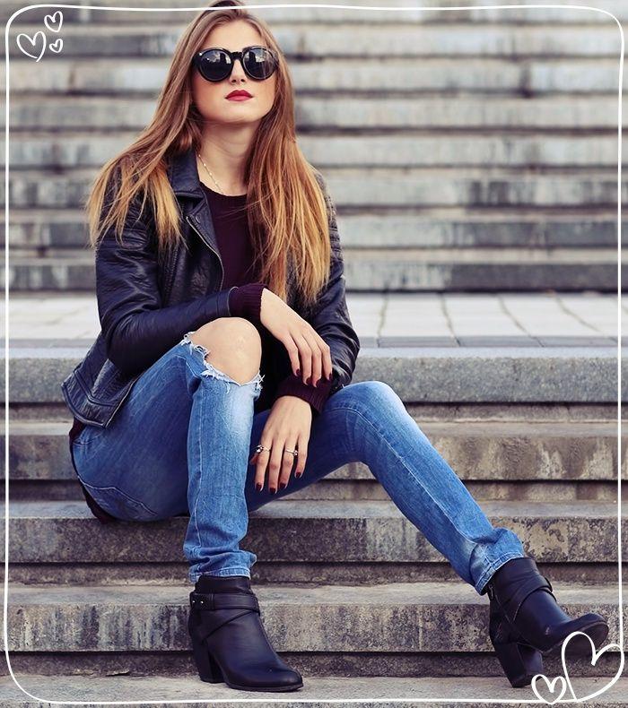 Welche Schuhe trägt man zu Enger Jeans in 2020 | Lässige