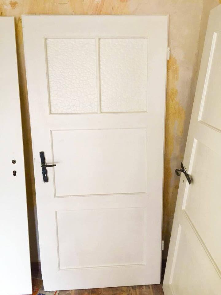Türen streichen mit Kreidefarbe #fliesenstreichen