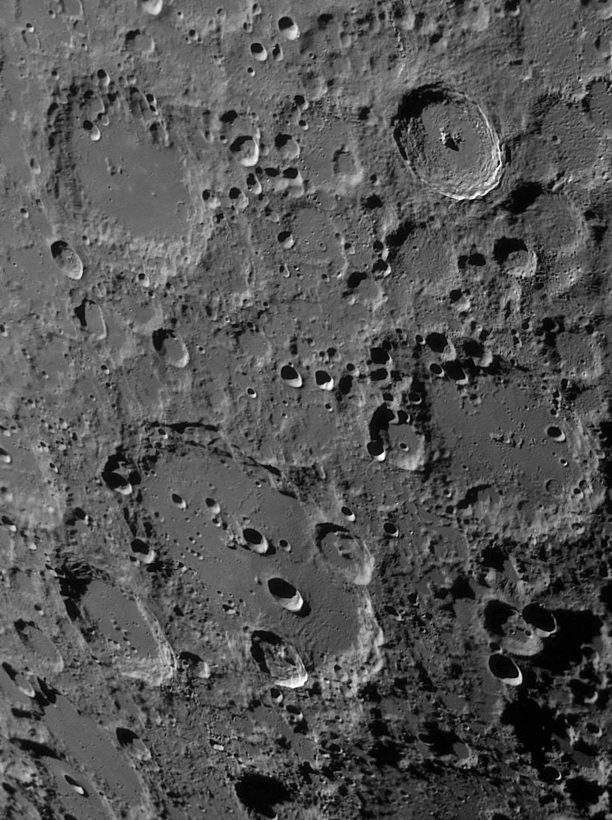 Lpod Lunar Photo Of The Day Swept Away Moon Texture Moon Texture