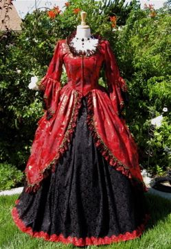 Image from http://nationtrendz.com/wp-content/uploads/2014/02/3-black-and-red-Modern-Victorian-Dress-2014.jpg.
