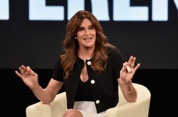 "Caitlyn Jenner Said Trump ""Would Be Very Good For Women's Issues"""