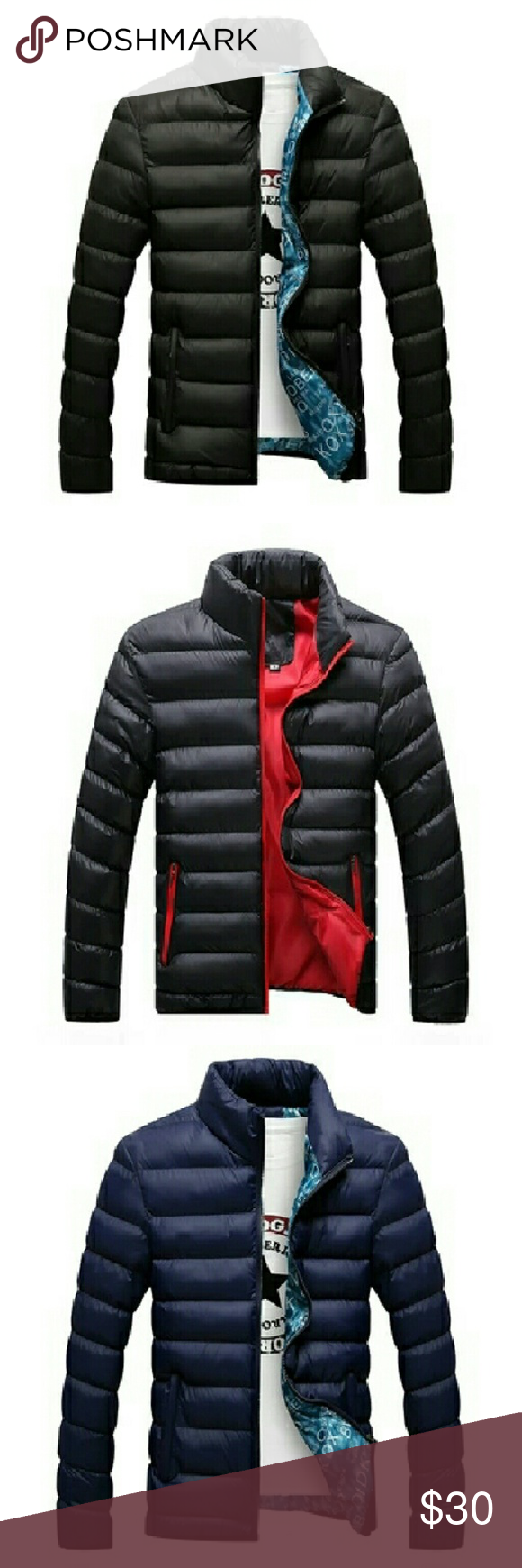 Men S Winter Coat Fashion Jacket Brand New Fixed Price Comment Email If Interested Jackets Coats Winter Jacket Men Winter Jackets Casual Coat [ 1740 x 580 Pixel ]