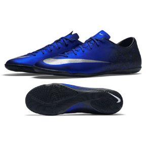Nike CR7 Ronaldo Mercurial Victory V IC Indoor Soccer Shoes (Royal) @  SoccerEvolution