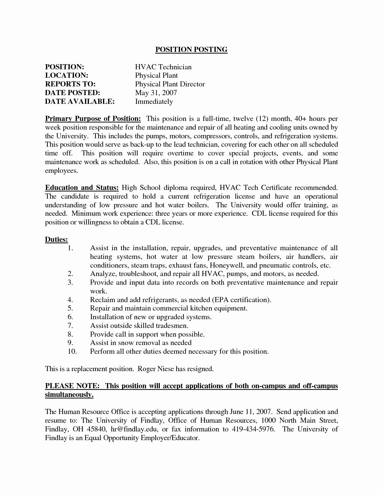 √ 20 cable technician job description resume in 2020 with