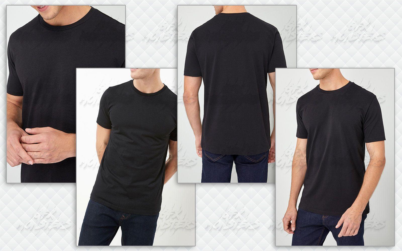 Download Men In Black T Shirt Mock Up 4 Png Clean Fine Mock Up Etsy Clothing Mockup Shirt Mockup Free Packaging Mockup