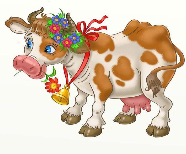 Бегемот гифка, картинки животных для детей цветные красивые корова