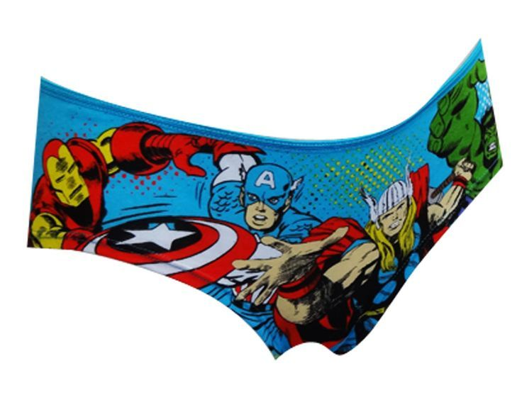 dcc969cc908c0 Marvel Lingerie | Marvel Comics Heroes to the Rescue Panty There are so  many heroes to .