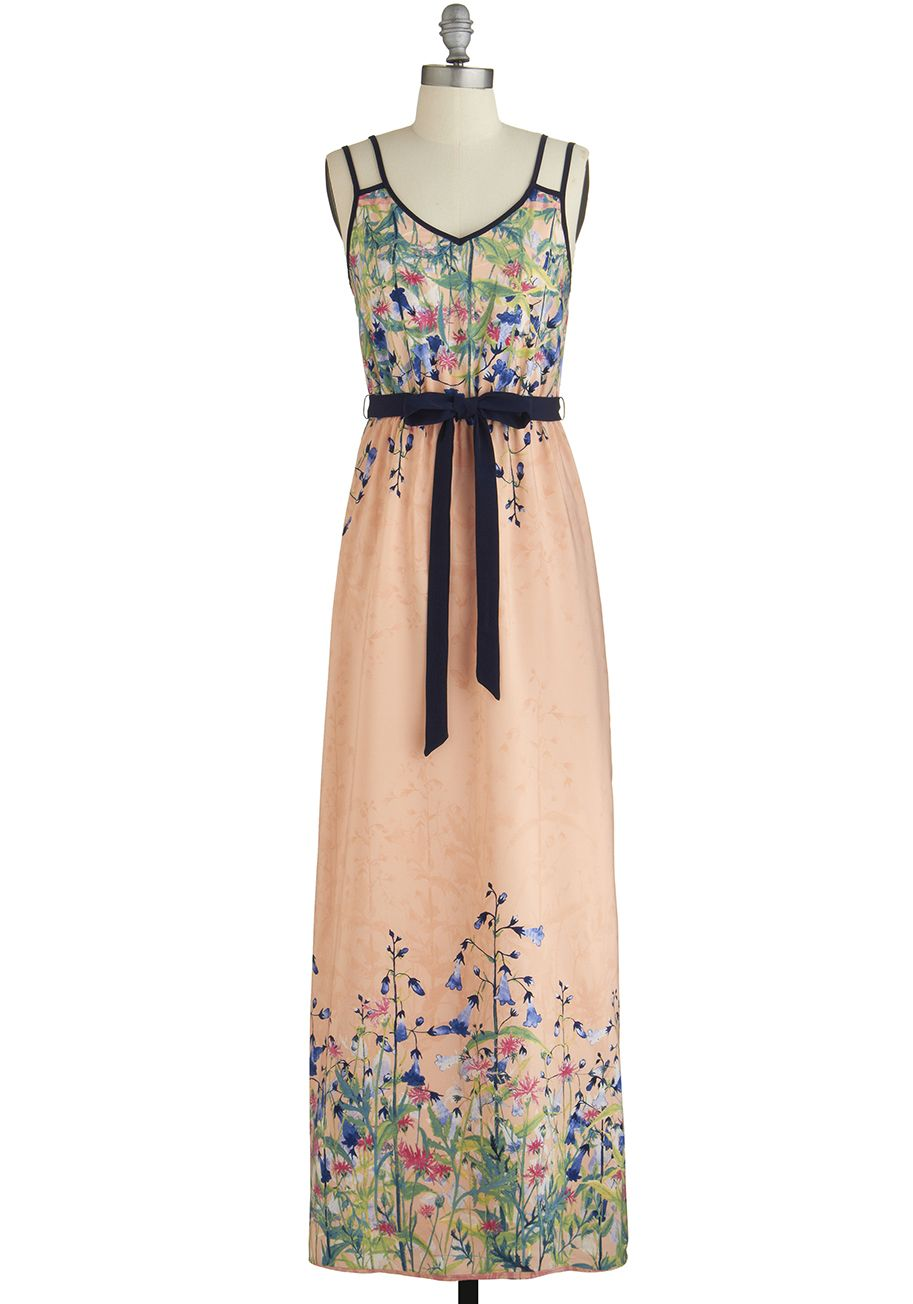 Elegance is Everything Embroidered Midi Dress | Pinterest