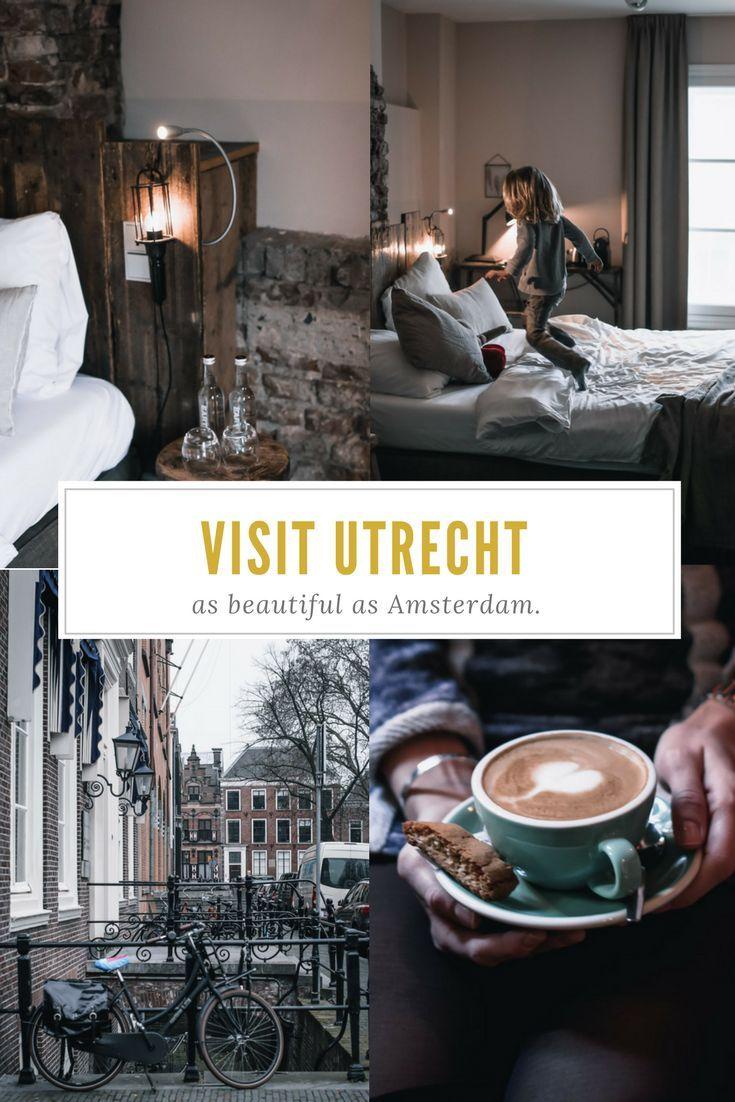 Utrecht – Reisebericht und Insider-Tipps für Utrecht, Holland.