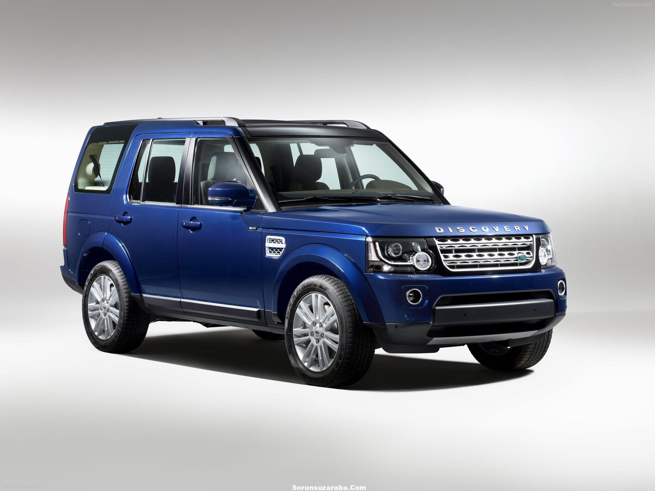 2014 Land Rover Discovery Land Rover Discovery Araba Arabalar