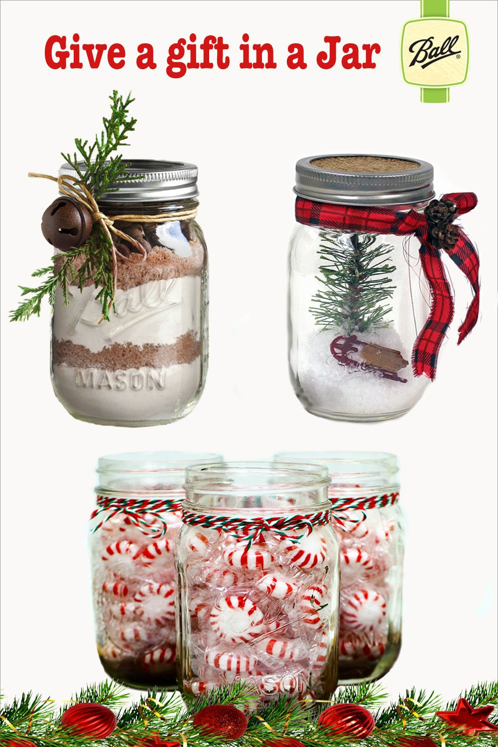 Easy and Fast. Give a gift in a mason jar this holiday season ...