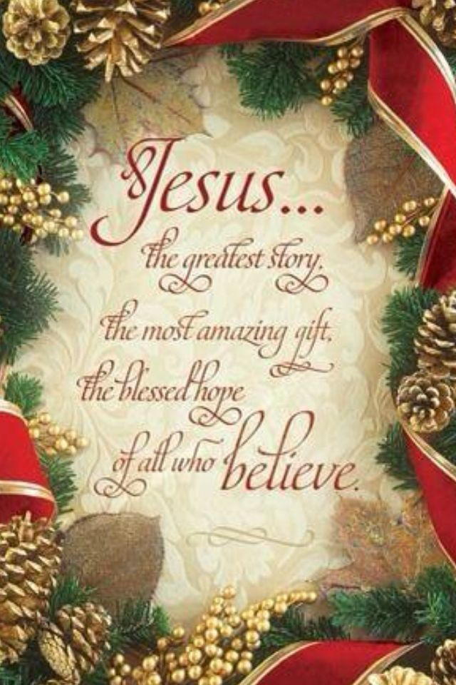 Wish You Have A Very Happy Blessed Christmas From Lee Bible