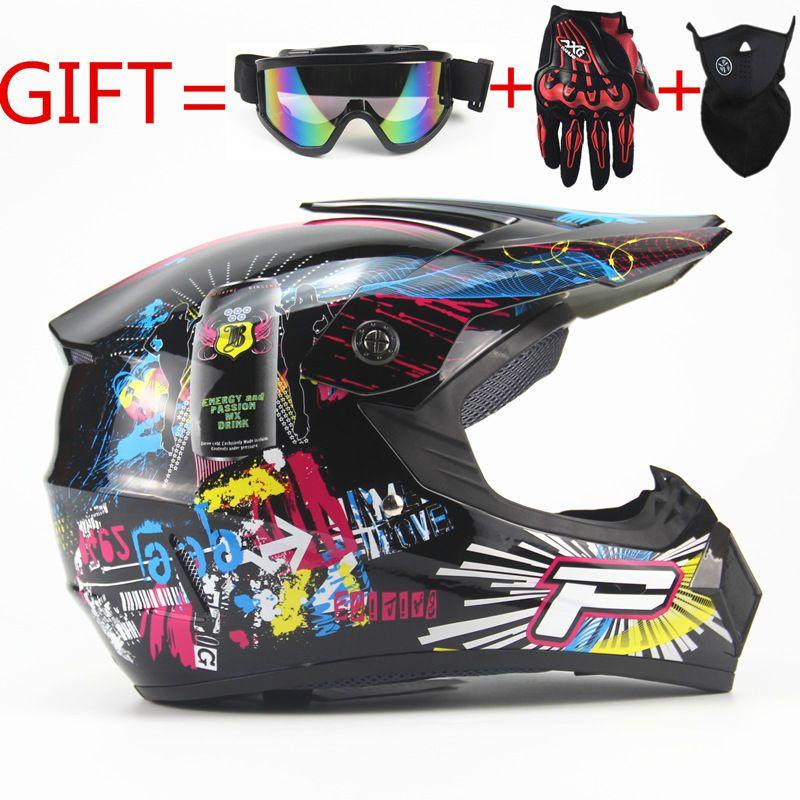 무료 배송 오토바이 성인 크로스 오프로드 헬멧 ATV 먼지 자전거 다운 힐 MTB DH 레이싱 헬멧 크로스 헬멧 capacetes