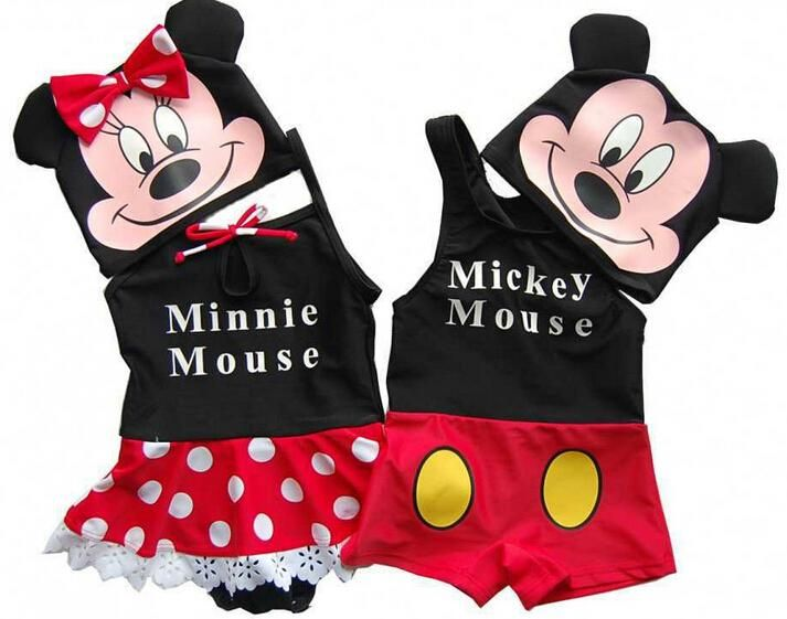 Mickey Minnie Mouse Costume Children Kids Boys Girls One Piece Swimsuit Bathing Swimming Suit Swimwear   kids swimwear   Pinterest   Minnie mouse costume ...  sc 1 st  Pinterest & Mickey Minnie Mouse Costume Children Kids Boys Girls One Piece ...