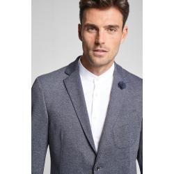 Photo of Jersey jacket Heathrow in heather blue Joop