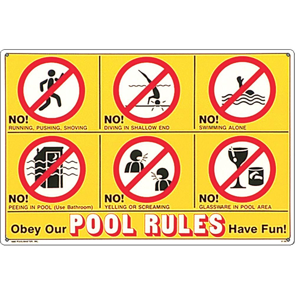 Pin By Nick Kolevski On Hockey Cards For Sale On Ebay Pool Signs Pool Rules Pool Rules Sign