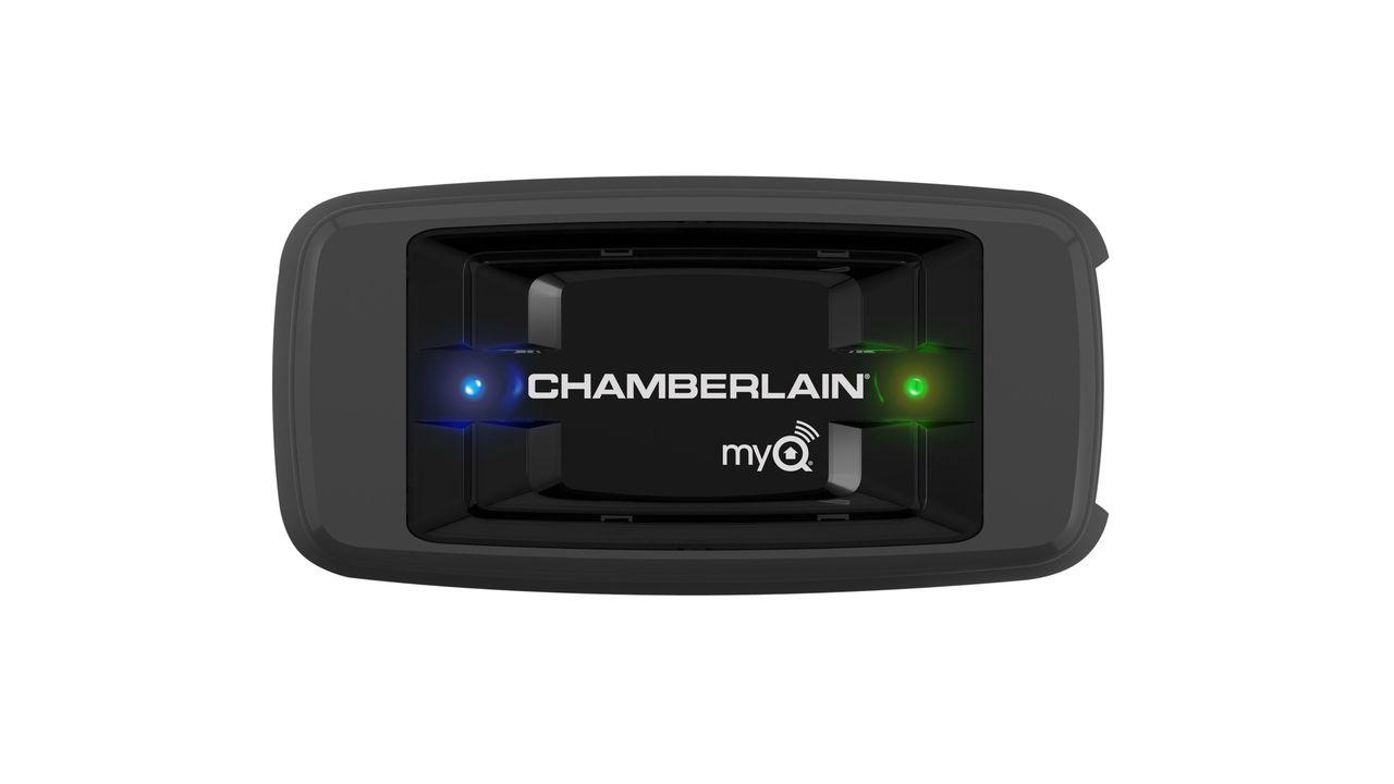 Myq gateway garage door opener by chamberlain