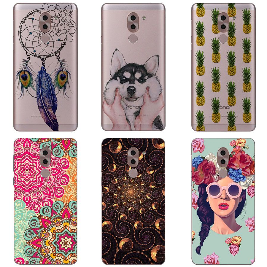 Silicone Case For Huawei Honor 6X